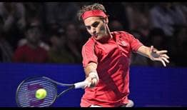 Roger Federer is going for his fourth title of the 2019 season this week in Basel.