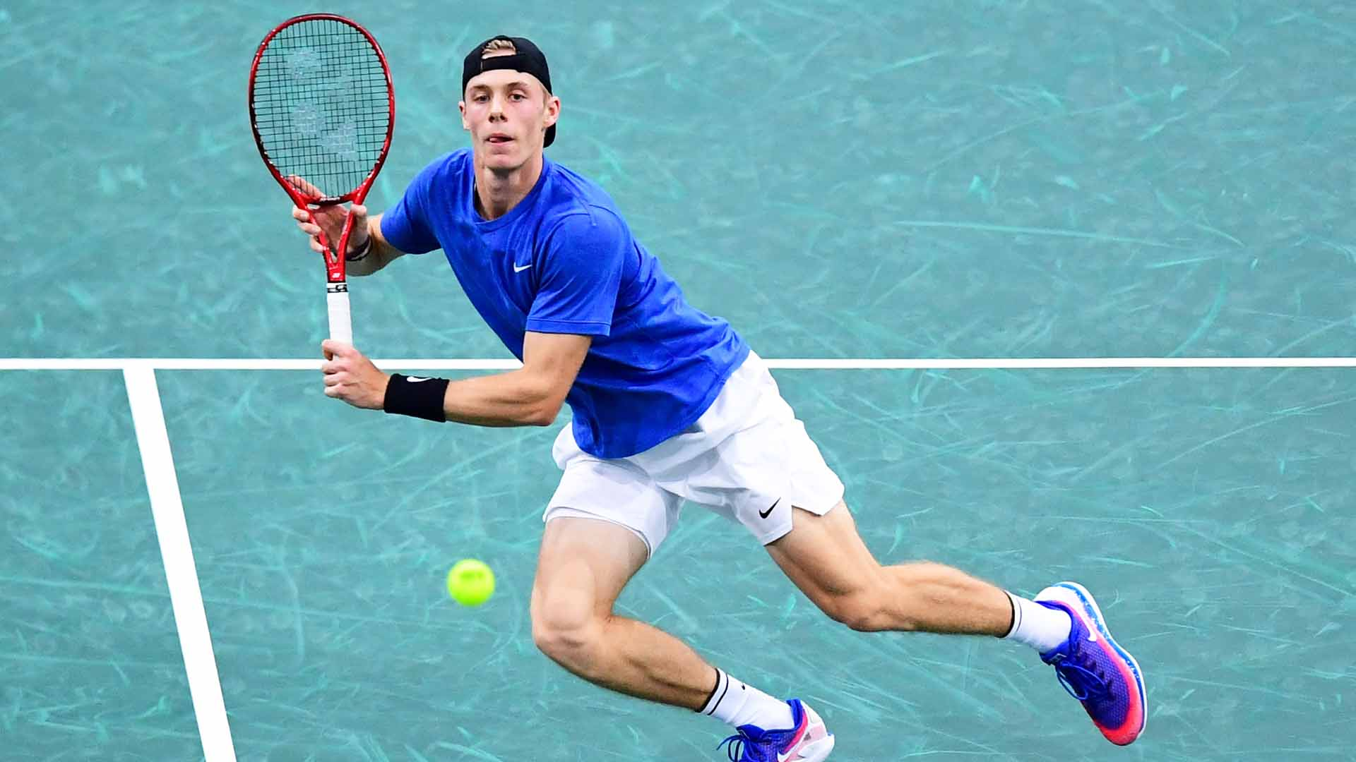 <a href='https://www.atptour.com/en/players/denis-shapovalov/su55/overview'>Denis Shapovalov</a> is aiming to lift his first ATP Masters 1000 trophy this week.