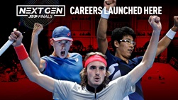 Next Gen ATP Finals Careers Launched Feature