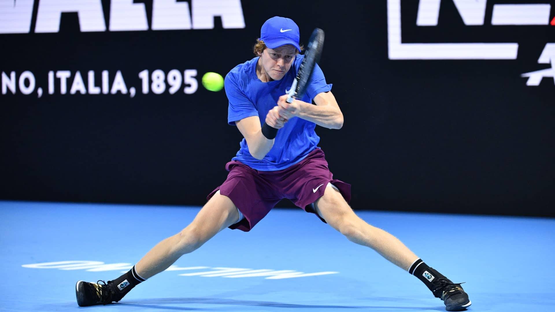Sinner <a href='https://www.atptour.com/en/tournaments/next-gen-atp-finals/7696/overview'>Next Gen ATP Finals</a> 2019