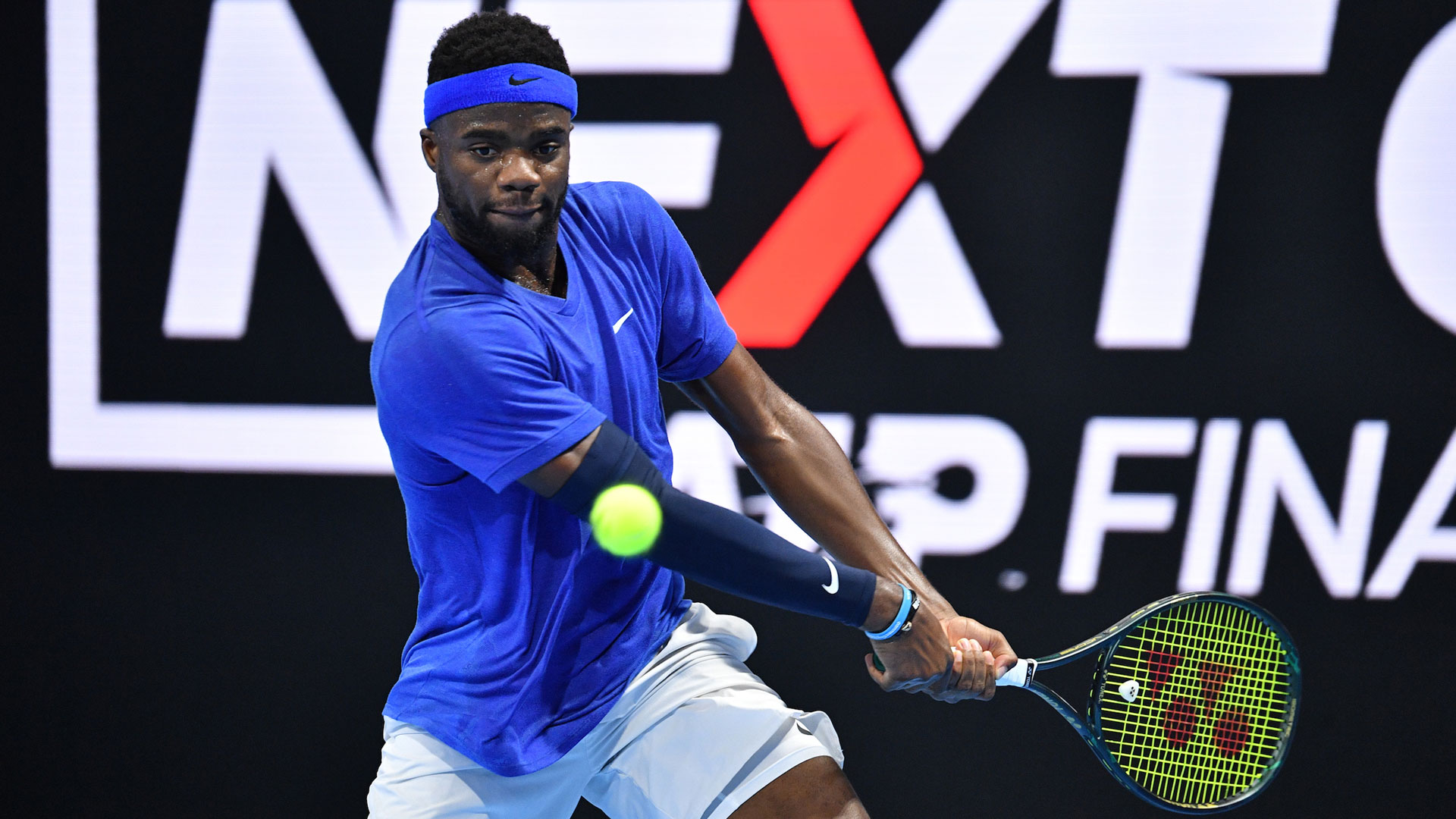 Frances Tiafoe Milan 2019 Thursday