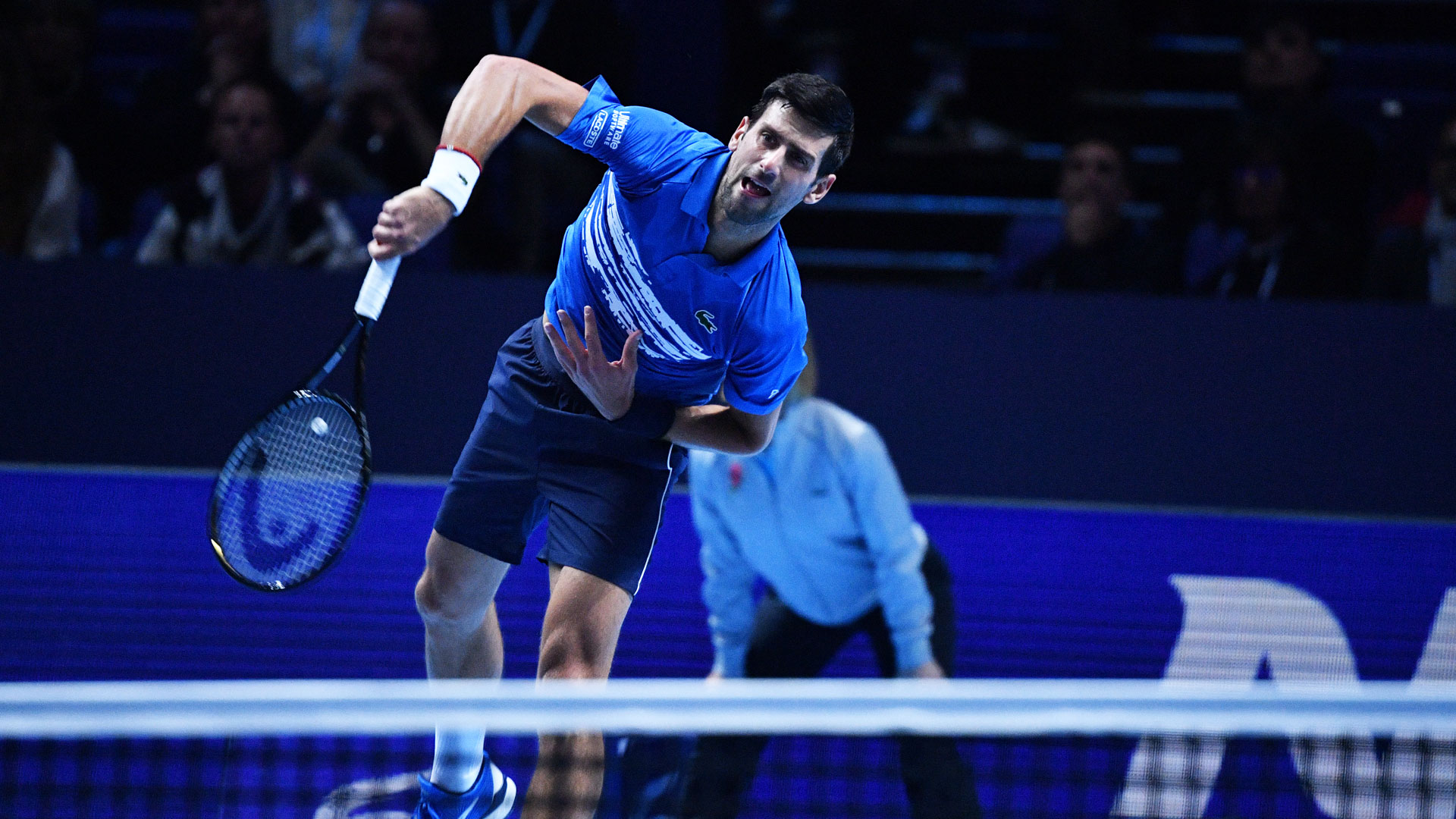 Djokovic London 2019 Infosys
