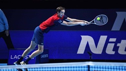 Daniil Medvedev London 2019 Friday