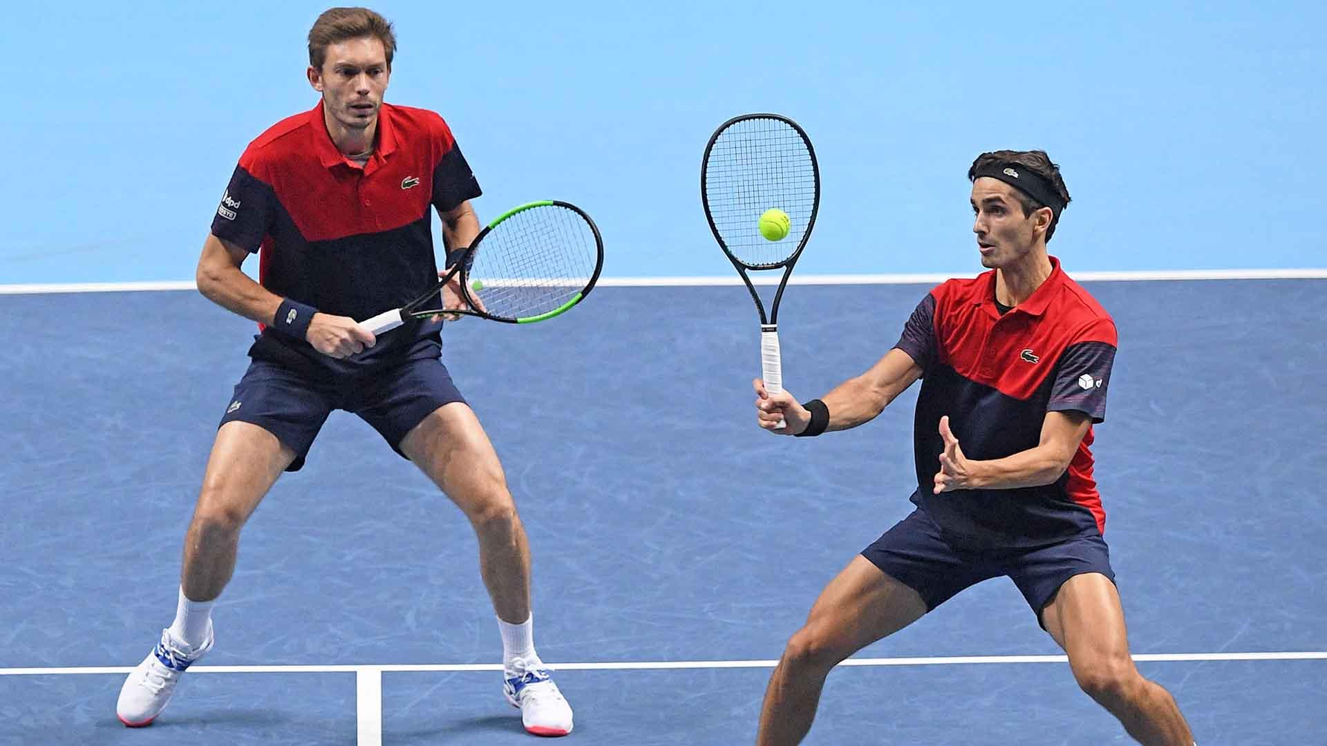 ATP Finals. Маю и Эрбер второй год подряд будут бороться за титул