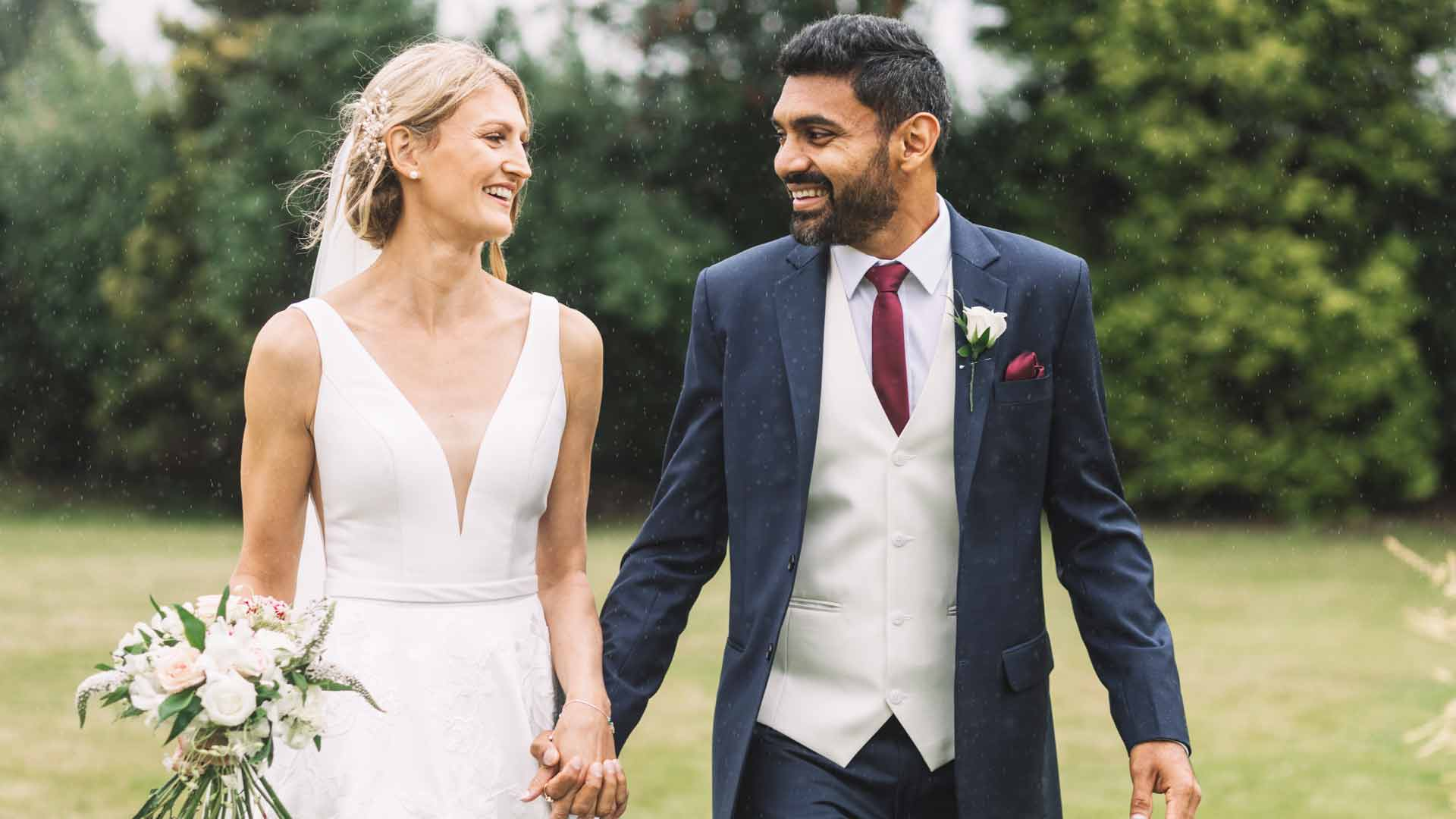 <a href='https://www.atptour.com/en/players/divij-sharan/sd46/overview'>Divij Sharan</a> and Samantha Murray wedding