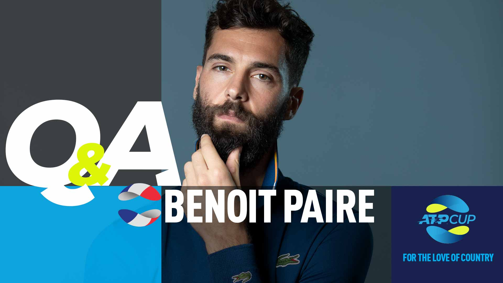 Paire ATP Cup Q&A