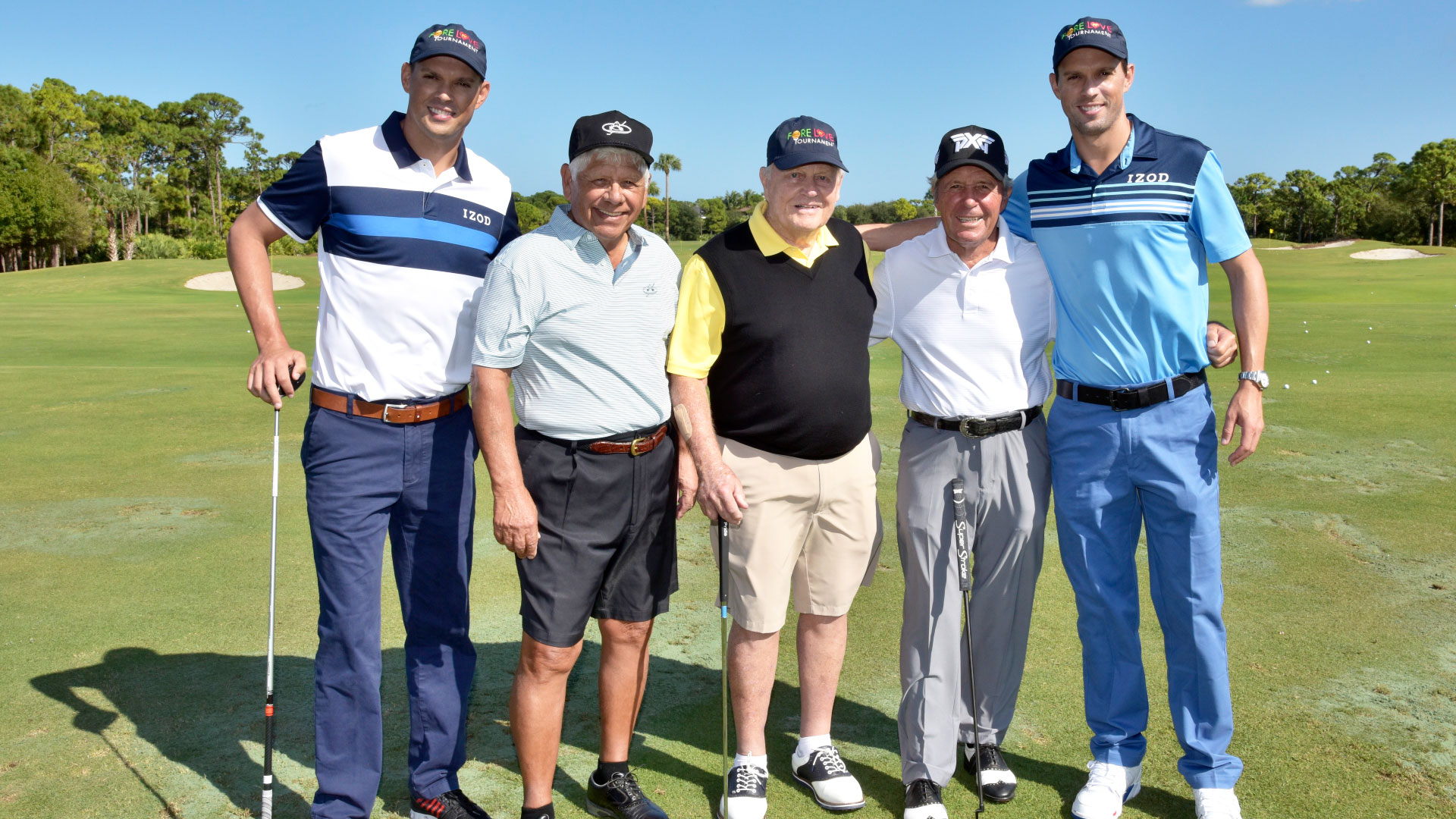 Bob and Mike Bryan Fore Love 2019