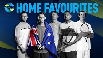 Australia will try to win the inaugural ATP Cup
