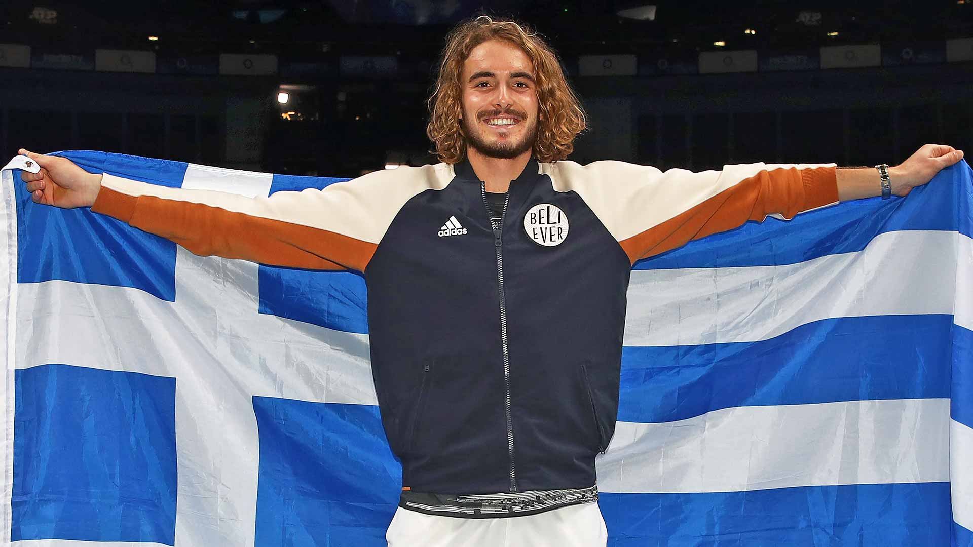 Five Things To Know About Stefanos Tsitsipas Atp Tour Tennis