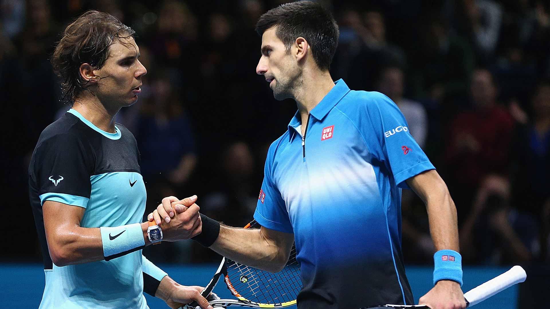 Nadal Djokovic rivalry