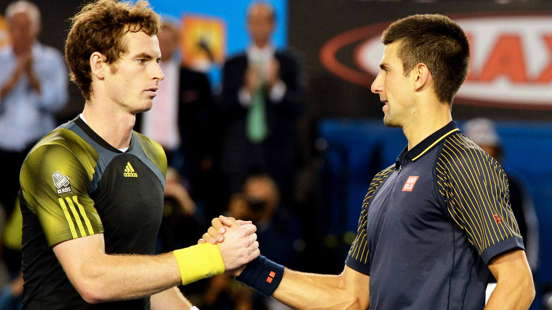 Murray Djokovic rivalries of decade 2019