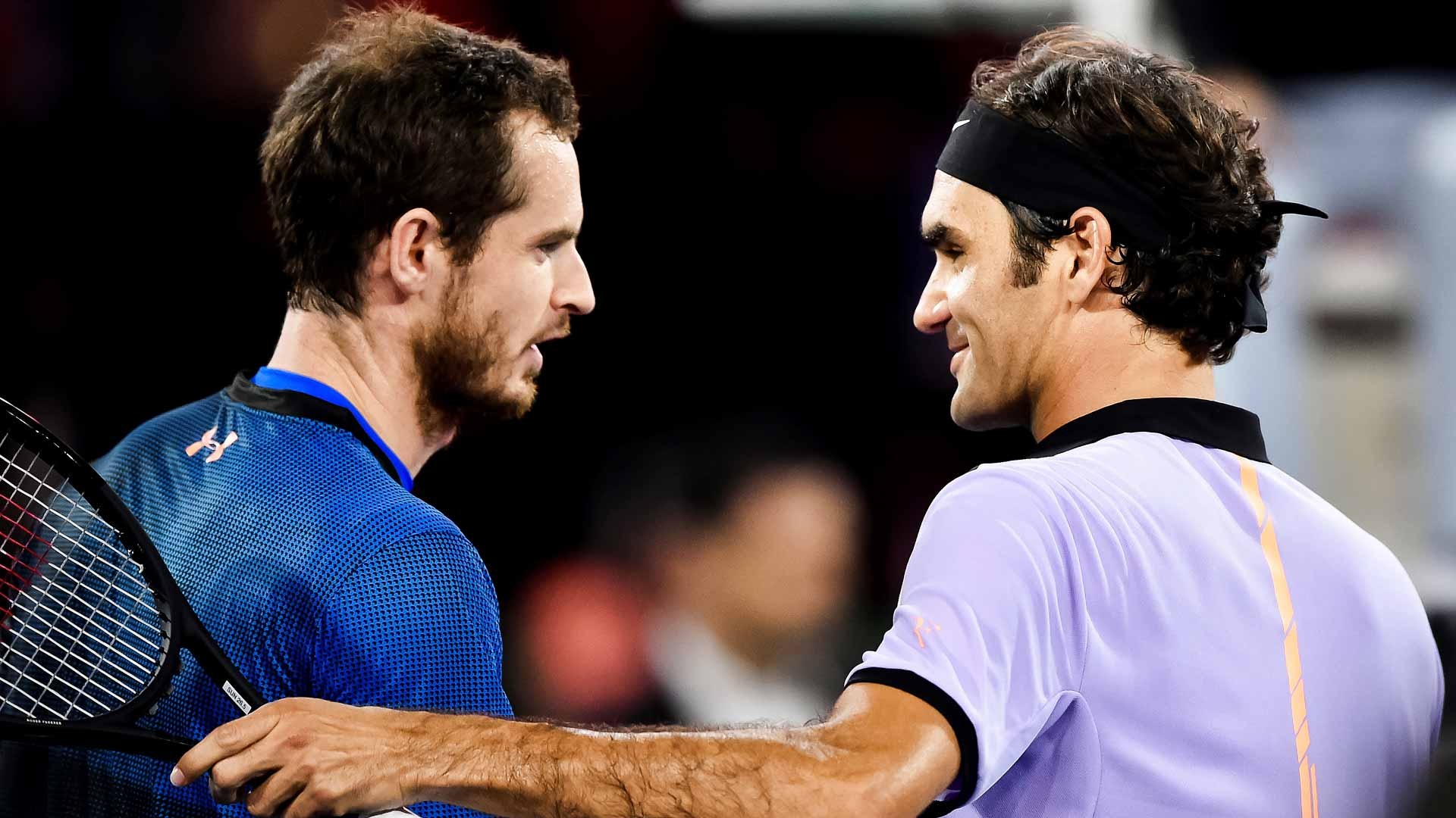 Murray Federer rivalries