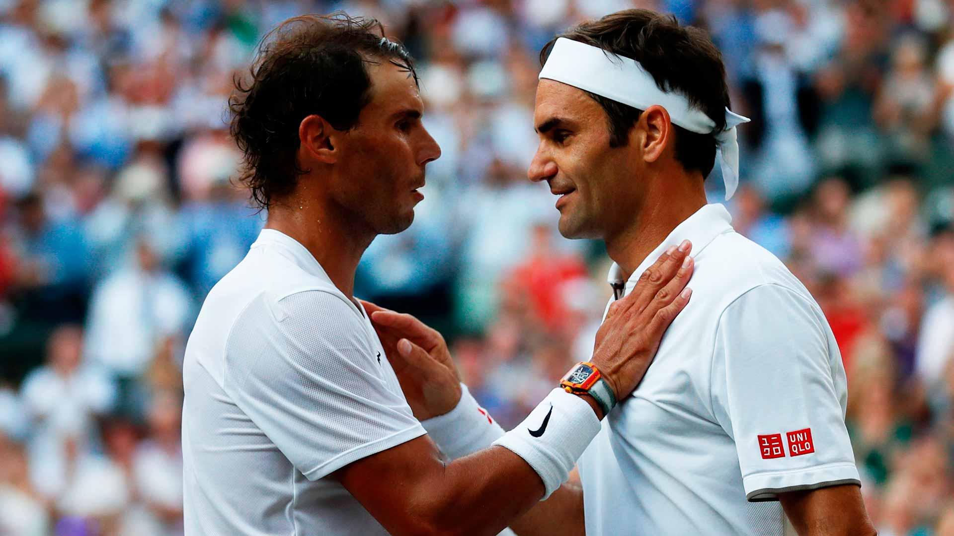 Federer Nadal rivalry