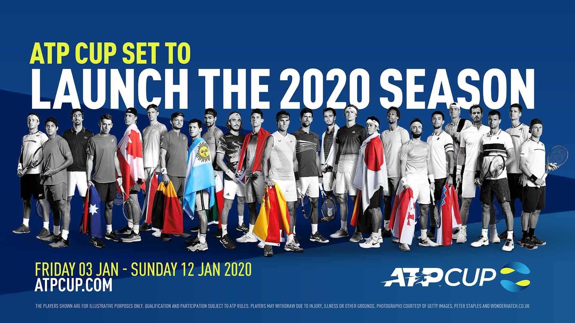 Правила и инновации на командном турнире ATP Cup