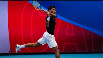Felix Auger-Aliassime and Canada will kick off the inaugural ATP Cup in Brisbane on Friday morning.