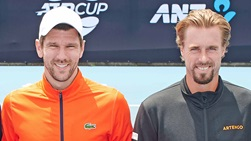 Jurgen Melzer and Oliver Marach captured their maiden ATP Tour title as a team at the Hamburg European Open last year.