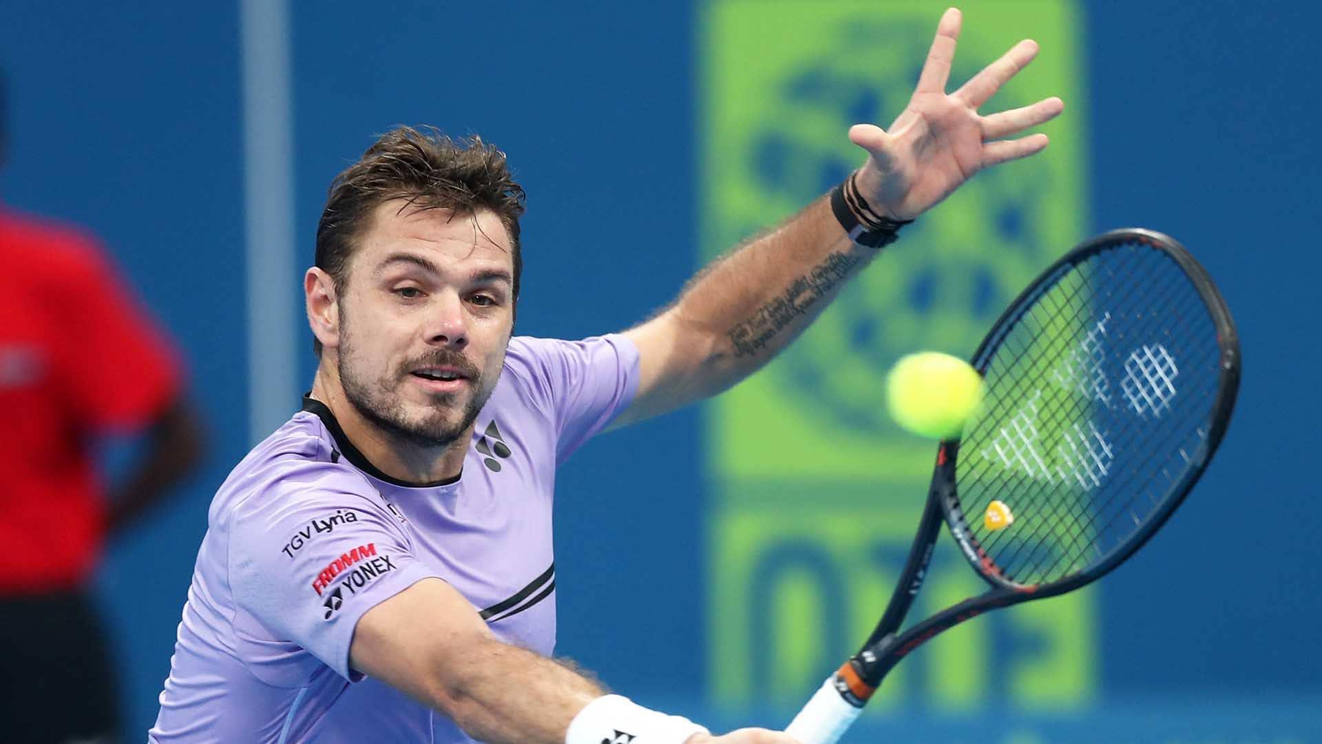 Состоялась жеребьевка турнира ATP в Дохе