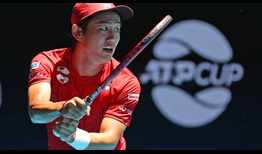 Nishioka-ATP-Cup-2020-Perth-Monday