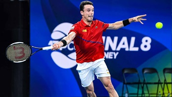 Roberto Bautista Agut is building off his best season in 2019 at this year's ATP Cup.