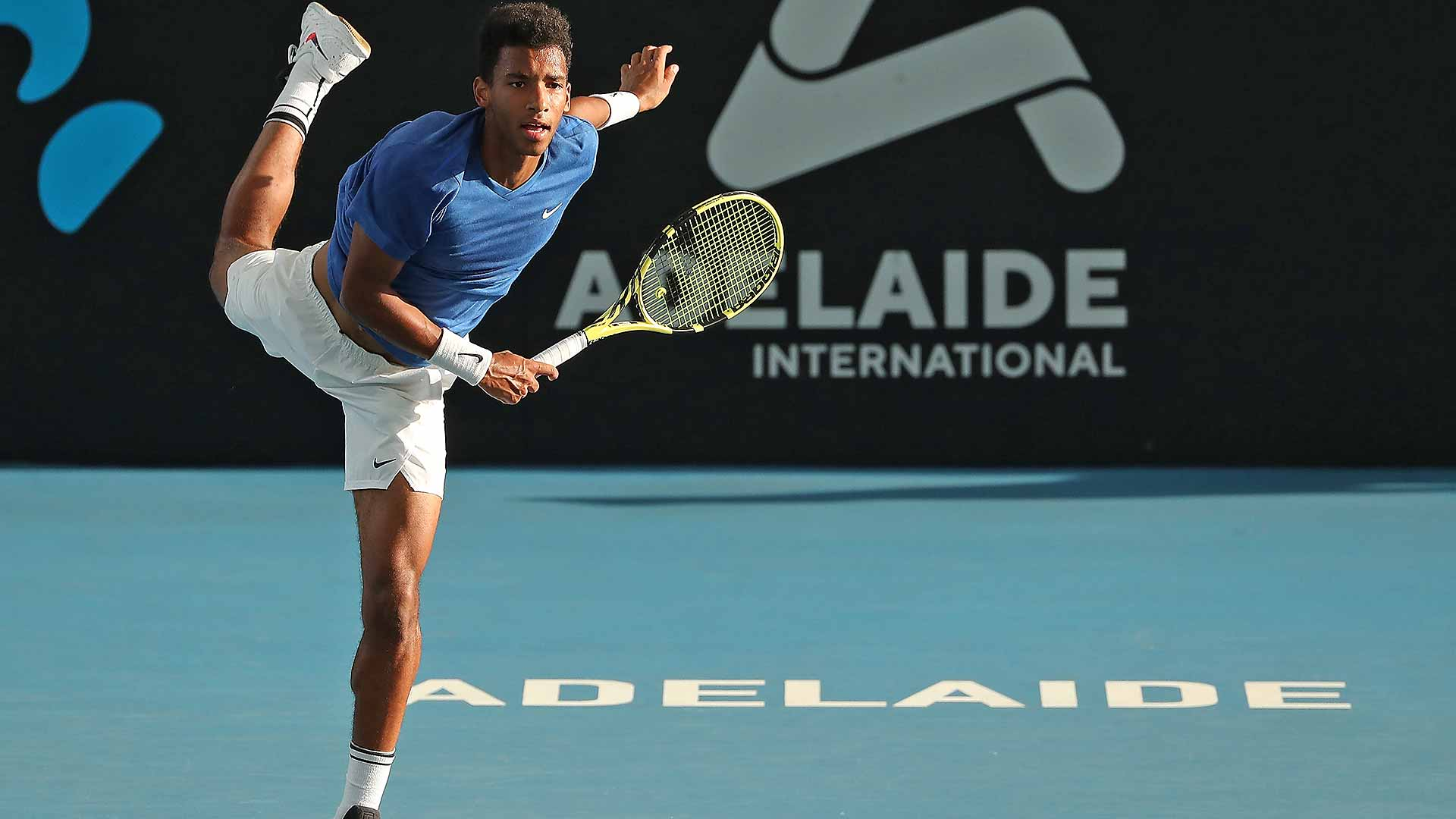 Felix Auger-Aliassime will face Aussie Alex Bolt in the Adelaide International quarter-finals on Thursday.