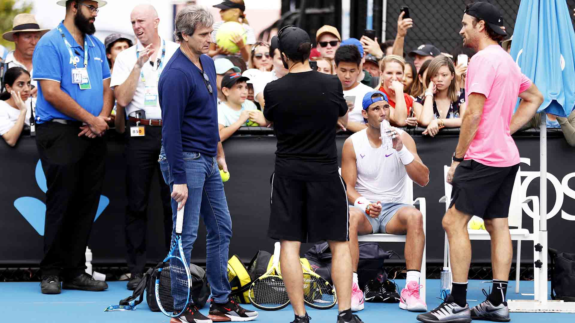 Rafael Nadal Why Life S Joys Mean More Than Titles Atp Tour Tennis