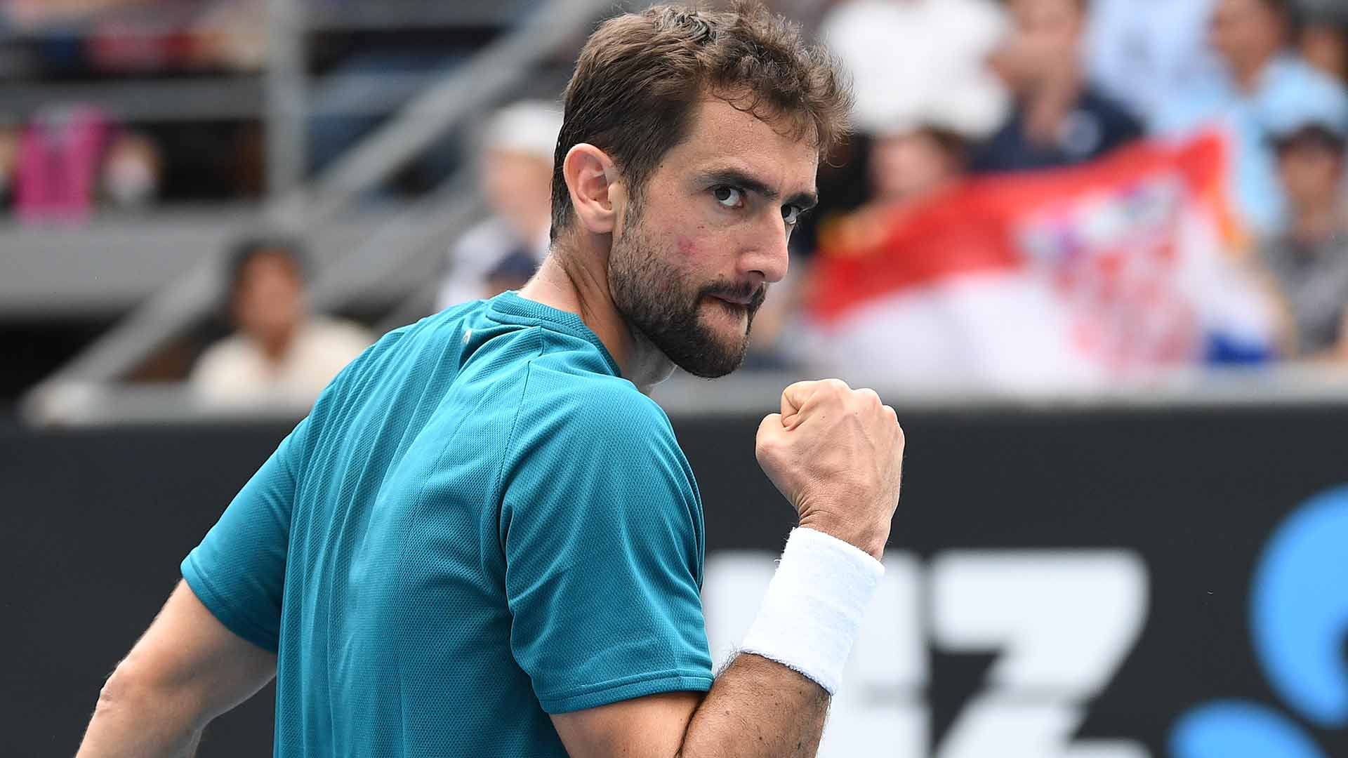 Marin Cilic looks to improve to 3-1 against Milos Raonic in their ATP Head2Head series.