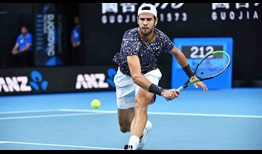 Khachanov Australian Open 2020 Day 6
