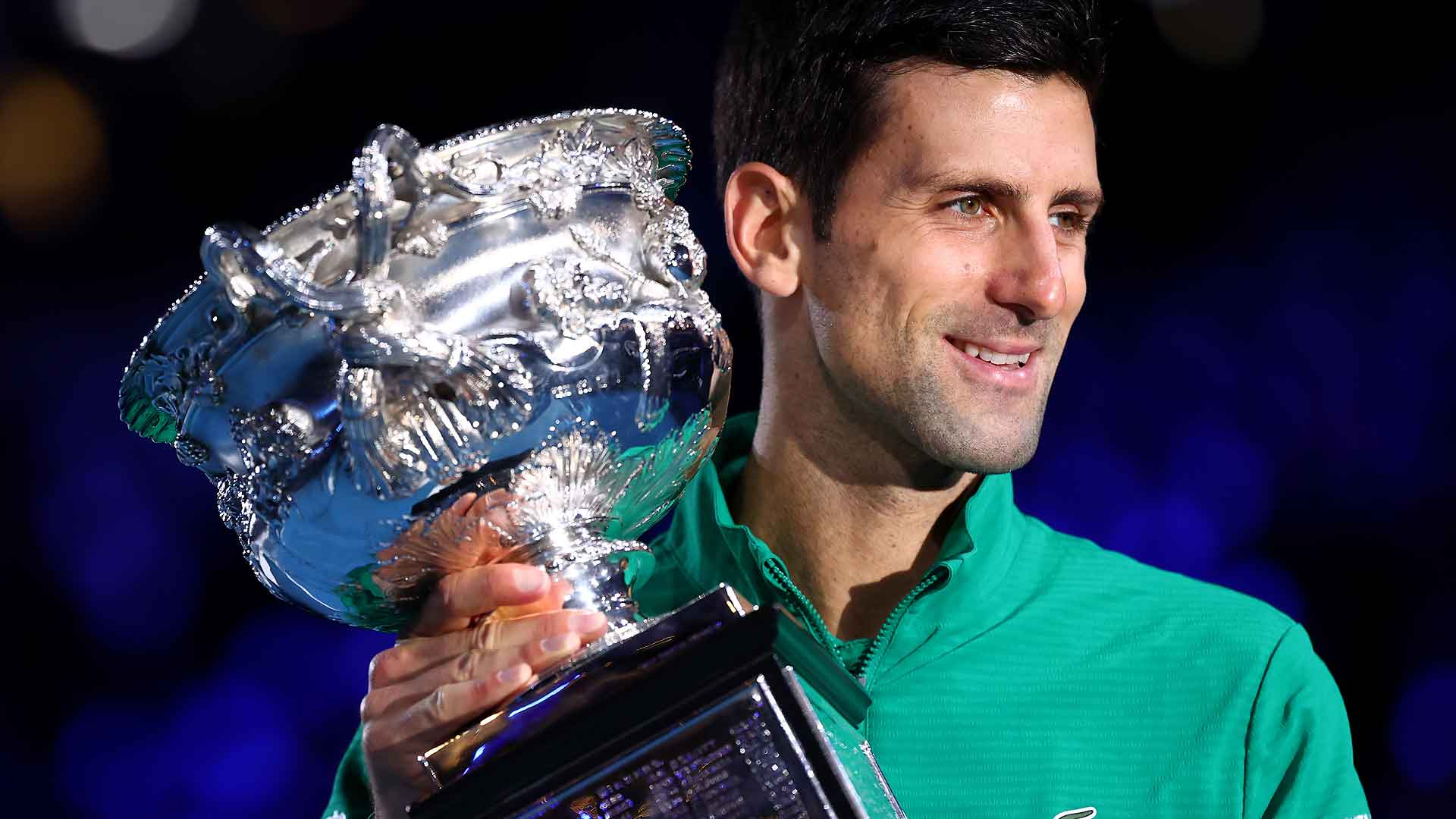 Novak Djokovic The Complete Player Atp Tour Tennis
