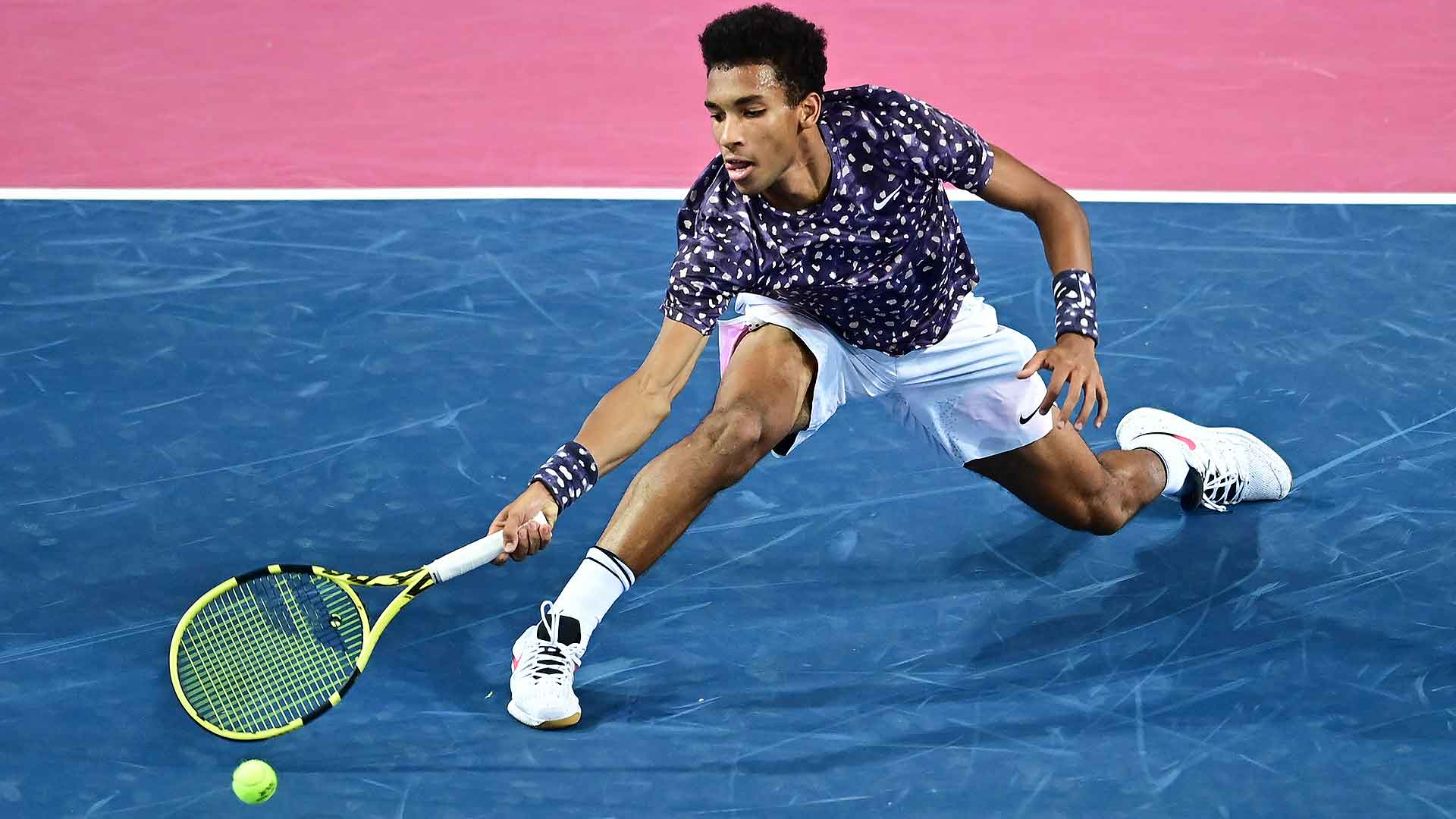 Felix Auger-Aliassime is looking to reach his second ATP Tour semi-final of 2020 this week in Montpellier.
