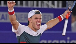 Diego Schwartzman defeats Laslo Djere to reach the Cordoba Open final. He will play Cristian Garin for the title.