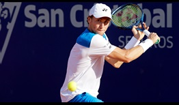 Casper Ruud moves into his second ATP Tour final at the Argentina Open in Bueno Aires.