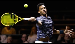 Auger-Aliassime Rotterdam 2020 Saturday