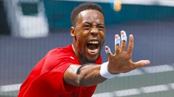 Gael Monfils owns 10 ATP Tour trophies.