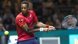 Gael Monfils is the first player to win back-to-back ABN AMRO World Tennis Tournament titles since Robin Soderling in 2011.