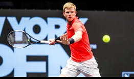 Kyle Edmund earns his second ATP Tour title at the New York Open.