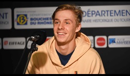 Shapovalov Marseille 2020 Press