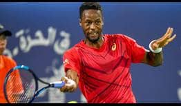 Gael Monfils owns a 14-2 record this season.