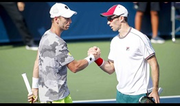 Michael Venus and John Peers did not drop a set en route to the Dubai Duty Free Tennis Championships title.