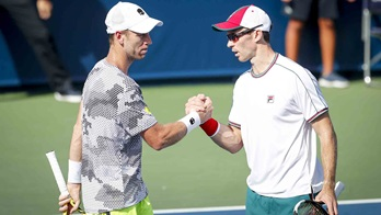Michael Venus and John Peers win the Dubai Duty Free Tennis Championships.