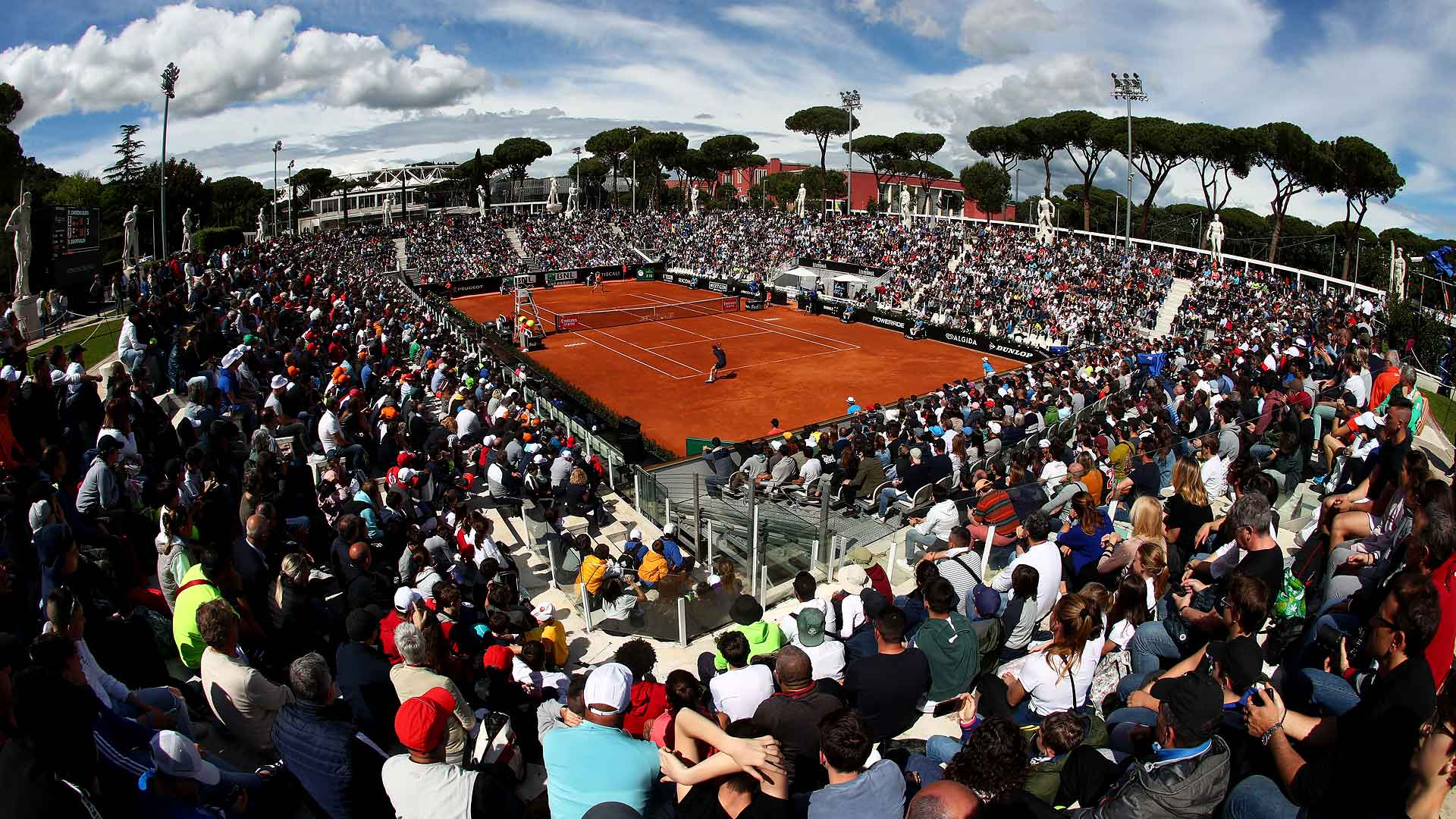 Court Pietrangeli, Rome