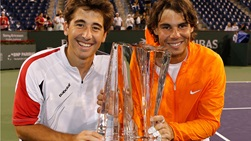 Nadal, Marc Lopez campeones en Indian Wells 2010