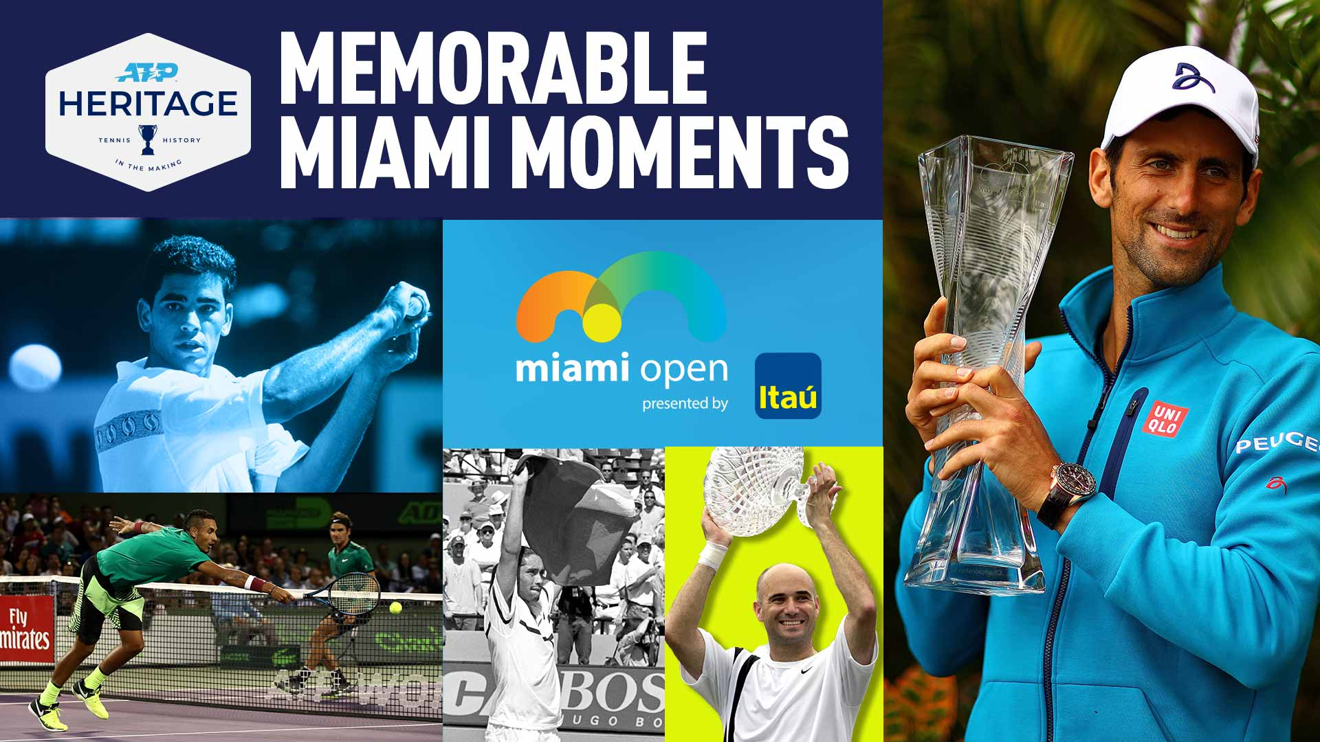 Memorable Miami moments