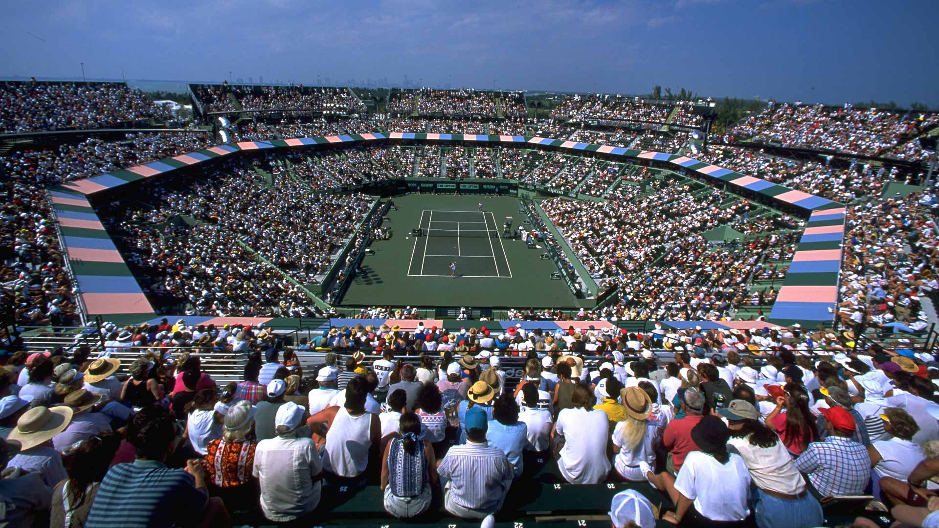 Miami 1994 stadium court