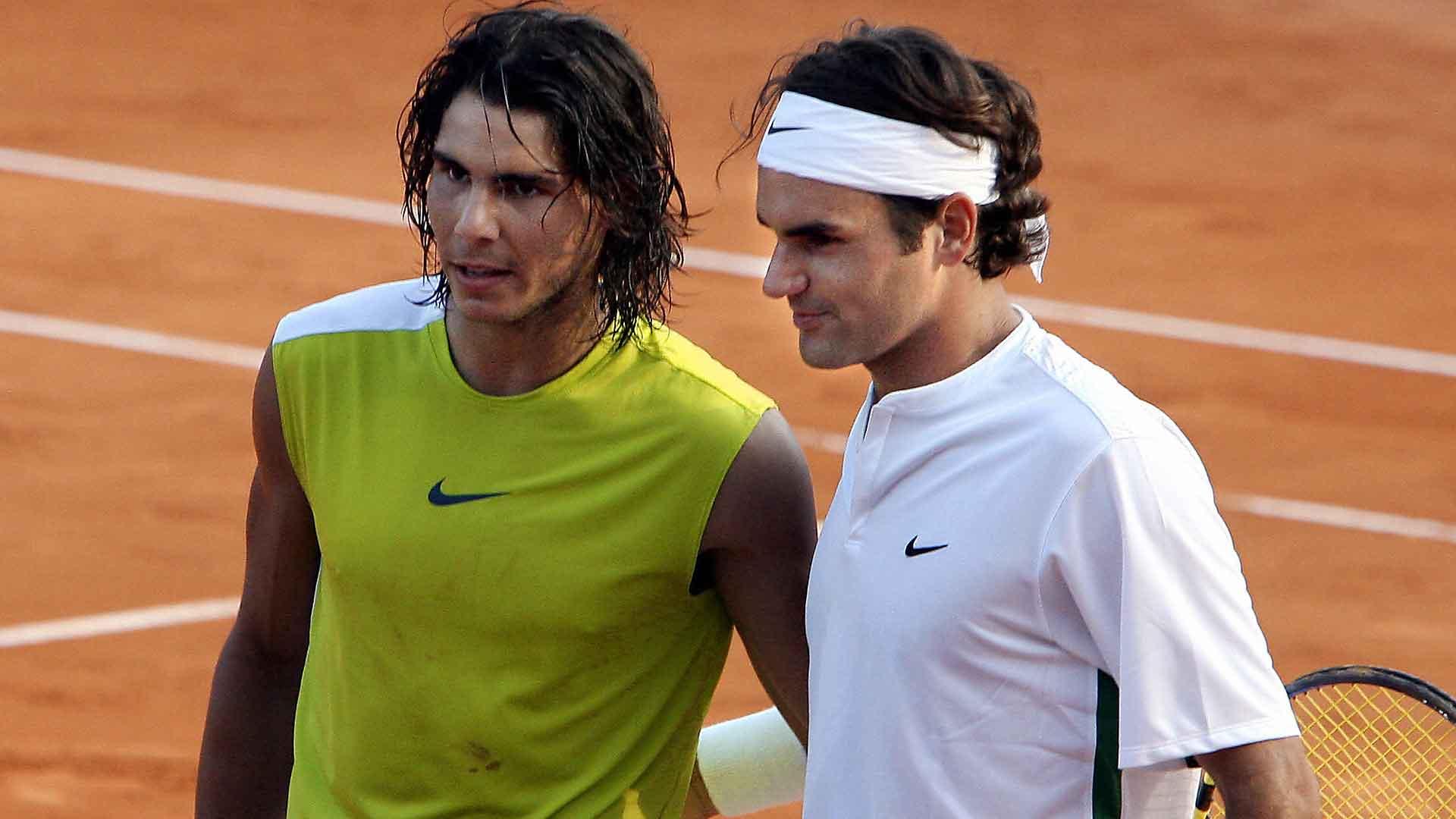 Nadal, Federer