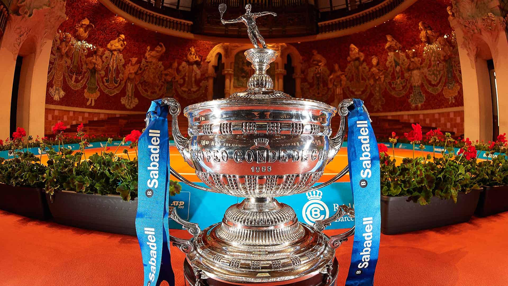 Barcelona trophy