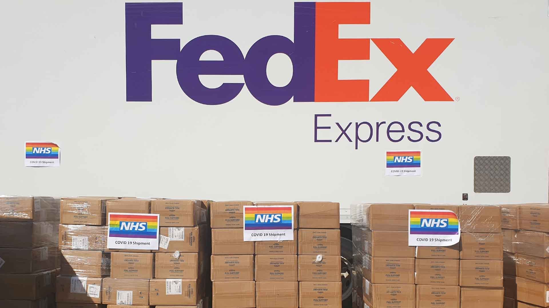 During the COVID-19 pandemic, FedEx is providing support to countries across the globe.