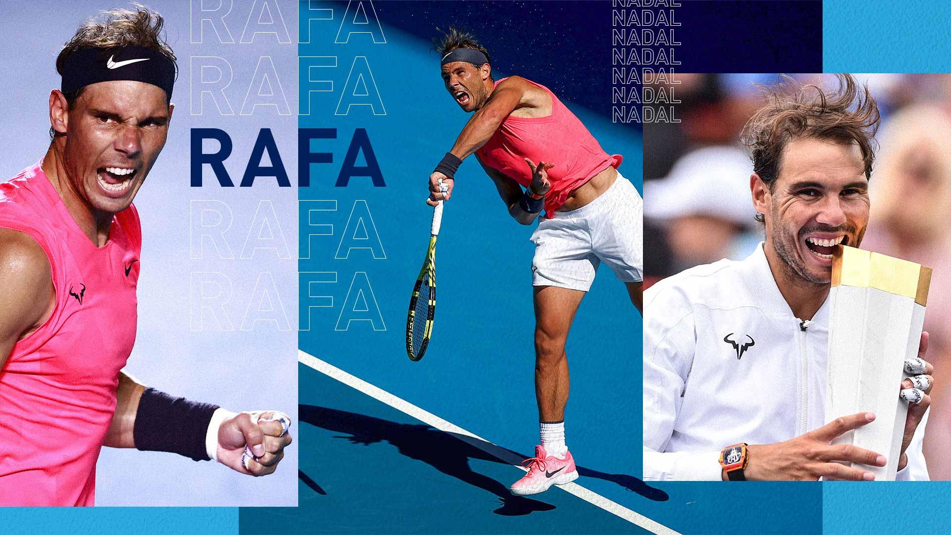 34 Stats On Rafael Nadal S 34th Birthday Atp Tour The Union Journal