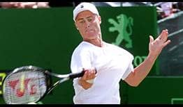 Lleyton Hewitt did not drop a set en route to the Libema Open title on his tournament debut in 2001.