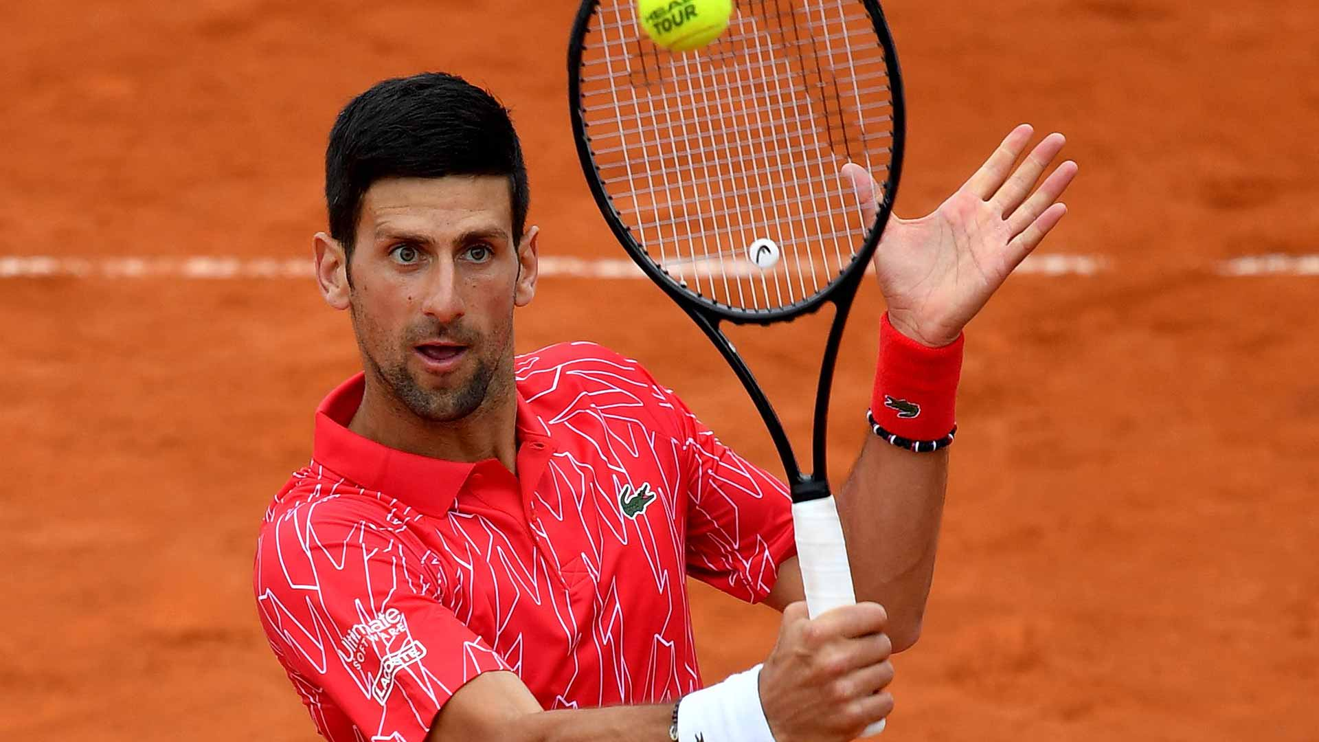 Djokovic adria tour