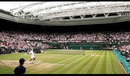 Wimbledon Tournament Heritage June 2020
